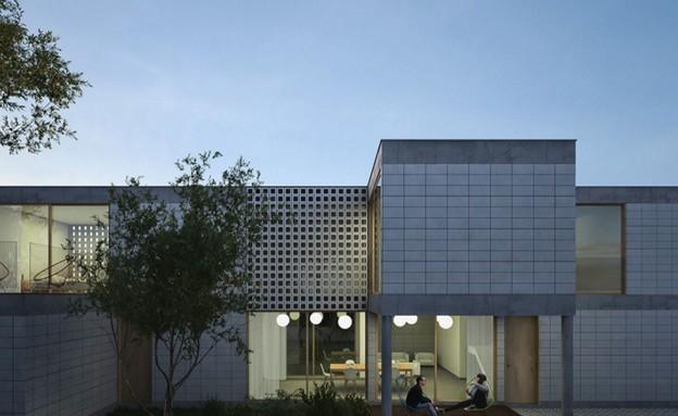 The Module House (צילום: Tatiana Bilbao)