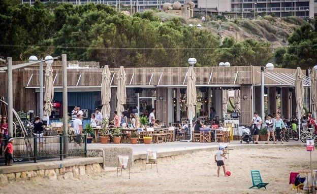 חוף מציצים (צילום:  יחסי ציבור )