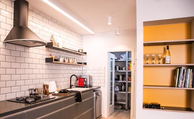 מטבח (צילום: עדי לם)