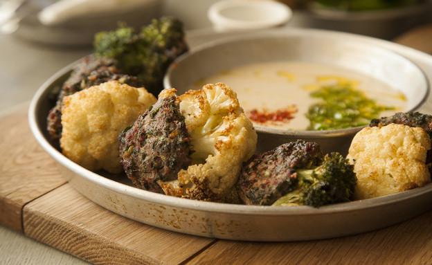 כרובית ממולאת בבשר טלה (צילום: אפיק גבאי, אוכל טוב)