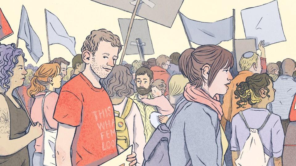 הסיפור האמיתי של הדור שלנו (עיצוב: דניאל פלג)