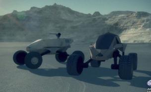 הטנקים העתידיים (צילום: DARPA)