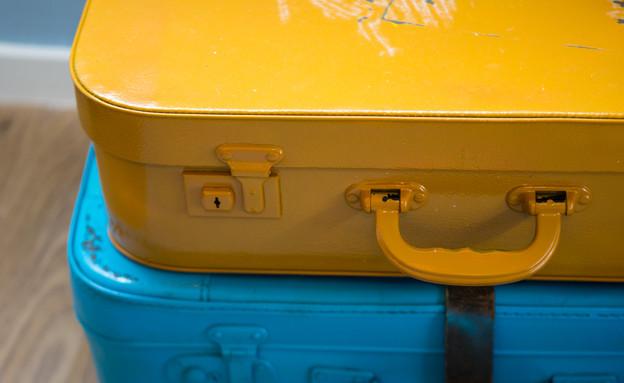 לימור לריאה, מזוודות (22) (צילום: קרן בן-ציון)