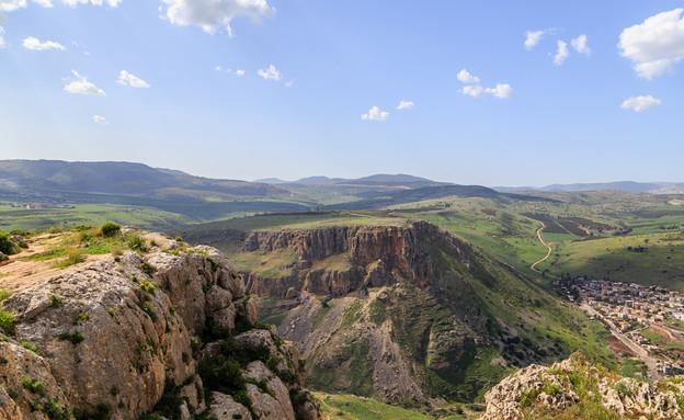 הר הארבל (צילום: Michael Egenburg, Shutterstock)