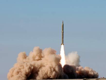 שיגור טיל באירן, ארכיון (צילום: רויטרס)