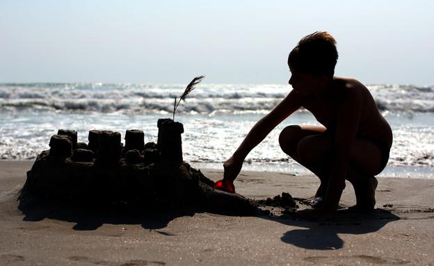 ארמון בחול (צילום: MEDIAIMAG, Shutterstock)