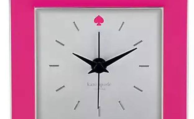 ורוד 03, שעון, מחיר-190 שקל (צילום: katespade.com)