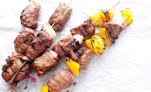 שיפודים (צילום: Shutterstock, אוכל טוב)