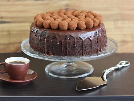 עוגות שוקולד, קוקוס וטראפלס