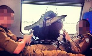 עשרות חיילים נפלו קורבן לעוקץ הסלולר (צילום: נטו נט דיגיטל, שי עגיב)