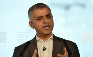 סאדיק חאן, ראש העיר החדש של לונדון (צילום: רויטרס)