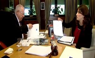הכתבה המלאה על  רבקה רביץ (צילום: חדשות 2)