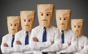 אנשי עסקים כועסים (אילוסטרציה: Shutterstock)