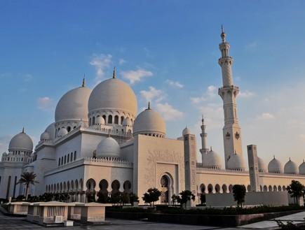 מסגד שייח' זאיד, אבו דאבי