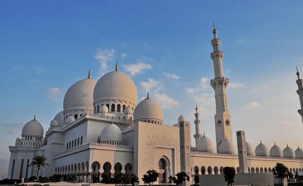 מסגד שייח' זאיד, אבו דאבי (צילום: SonalDhanu, Shutterstock)