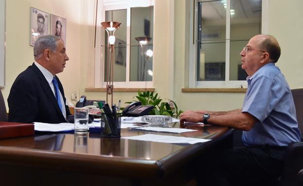 ליברמן ימונה לשר הביטחון? (צילום: אריאל חרמוני, משרד הביטחון)