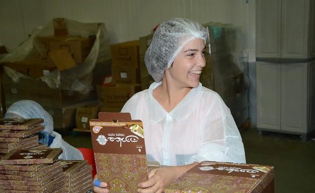 תעשייה ישראלית מצליחה (צילום: אביב חופי)