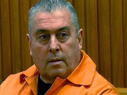 האסיר רוזנשטיין (צילום: חדשות 2)