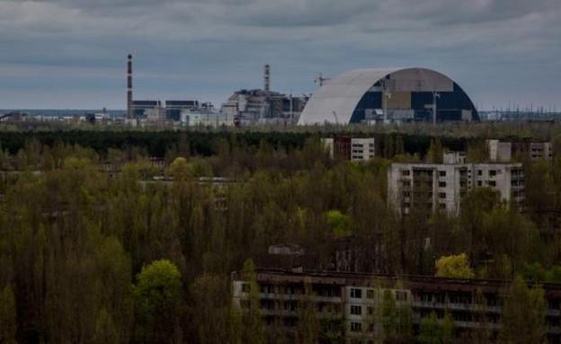 צ'רנוביל 30 שנים אחרי (צילום: פיטר שלומובסקי)