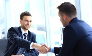 אנשי עסקים (אילוסטרציה: Shutterstock)