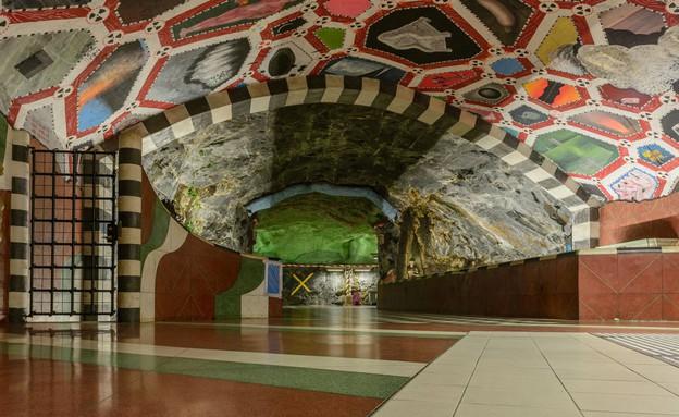 גלריית אמנות בסטוקהולם (צילום: Arild, Flickr / CC BY-SA 2.0)