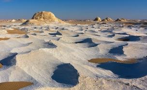 המדבר הלבן (צילום: sunsinger, Shutterstock)