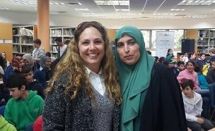 פרויקט משותף ליהודים וערבים מעורר תקווה (צילום: באדיבות המצולמות)
