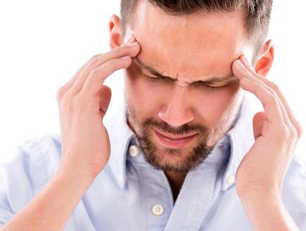 כאב ראש (צילום: ESB Professional, Shutterstock)