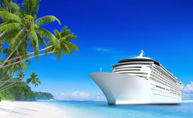 ספינת תענוגות (צילום: Rawpixel.com, Shutterstock)