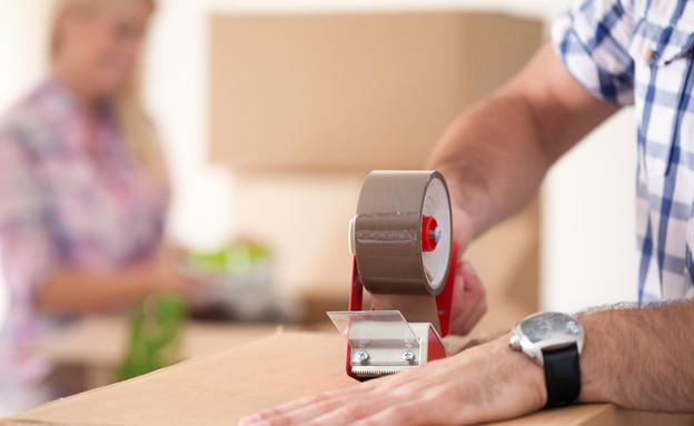 ארגזים קטנים (צילום: Shutterstock)