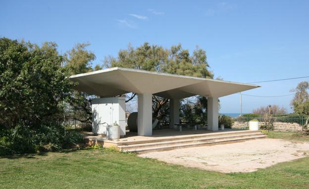 אחד ממקורות ההשראה האנדרטה (צילום: לוסיאנו סנטנדראו)