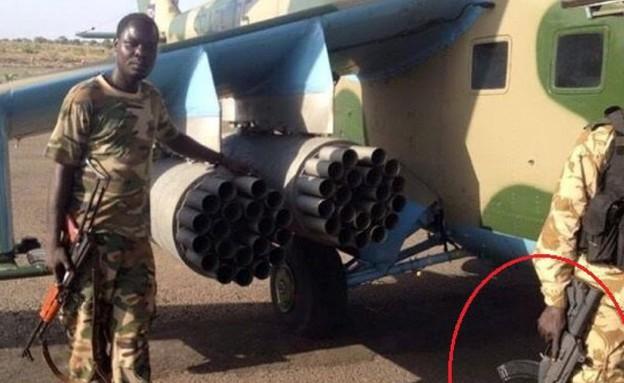 סחר בנשק (צילום: UN report)