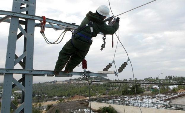 """""""לא לקחו בחשבון עלויות תחזוקה"""" (צילום: יוסי וייס, דוברות חברת החשמל)"""