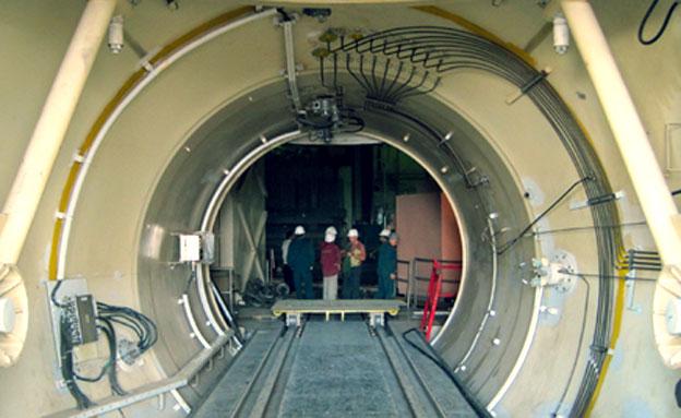 מתקן גרעין באירן, ארכיון (צילום: רויטרס)