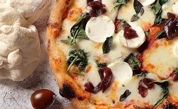 פסטורי אילת פיצה (צילום: מוטי חזן,  יחסי ציבור )