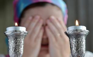 אישה דתייה (צילום: ChameleonsEye, Shutterstock)