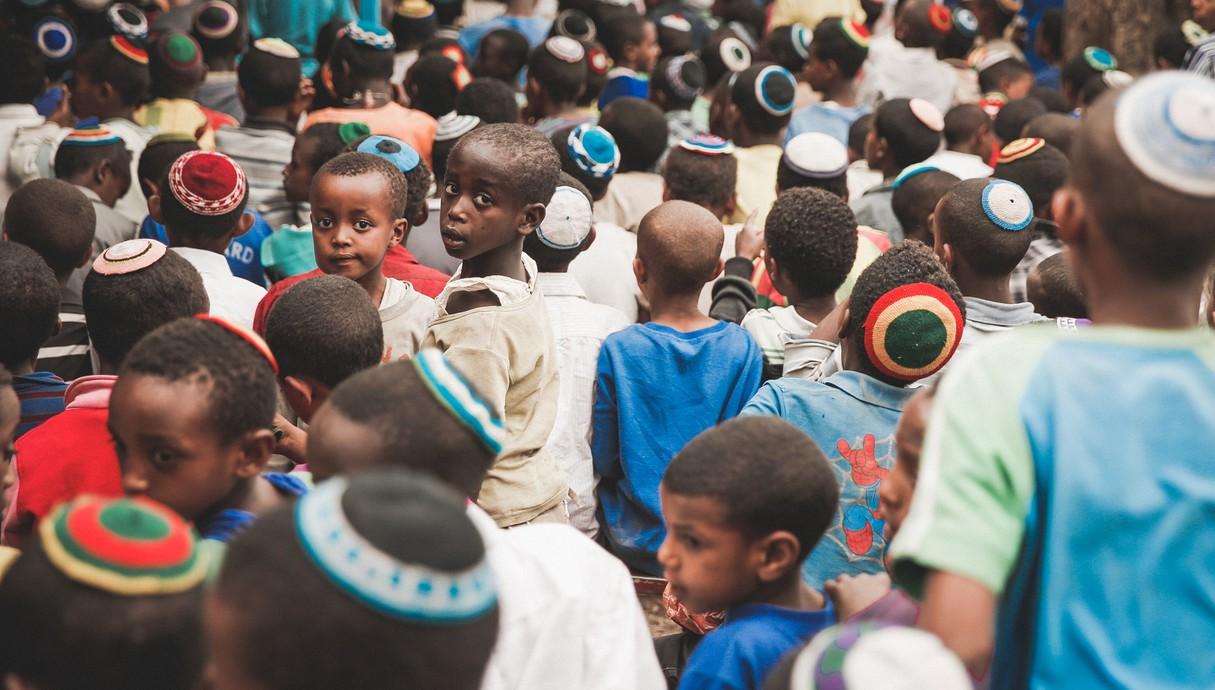 יהודי הפלשמורה מחכים לעלות לארץ