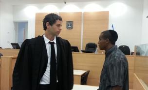יונתן היילו (צילום: עזרי עמרם, חדשות 2)