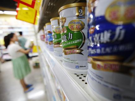 תחליף חלב אם (צילום: חדשות 2)