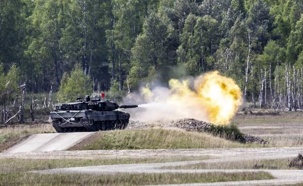 צבא האיחוד האירופי (צילום: צבא גרמניה)