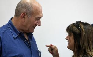 שוחח עם זקן בשליחות אולמרט? (צילום: קובי גדעון, פלאש 90)