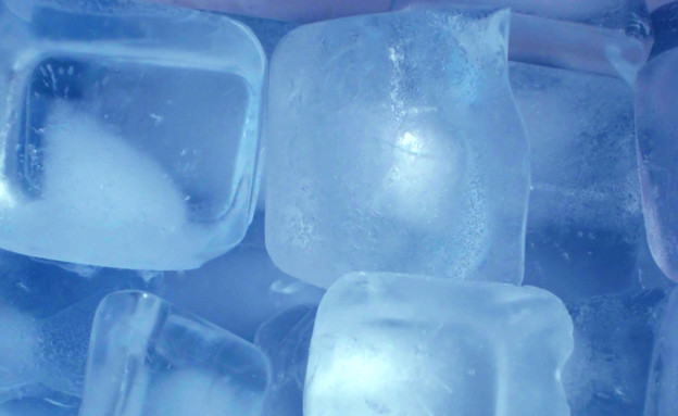 קוביות קרח (צילום: ShutterStock)
