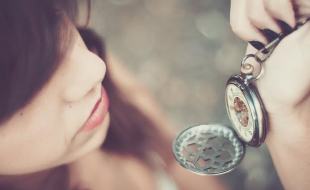 למה את מחכה? הזמן רץ (צילום: Shutterstock)