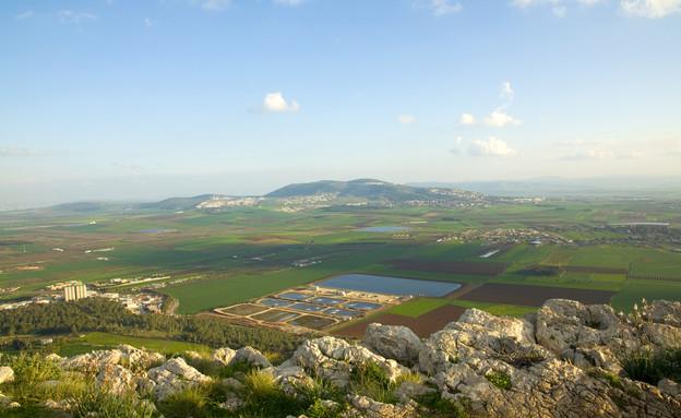עמק יזרעאל (צילום: pokku, Shutterstock)