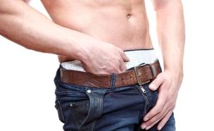 גבר בתחתונים (צילום: אימג'בנק / Thinkstock)