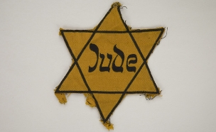 טלאי צהוב (צילום: The Magnes Collection of Jewish Art and Life, Flickr)
