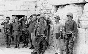 """צפו: רגעים במלחמת ששת הימים (צילום: באדיבות ארכיון צה""""ל במשרד הביטחון ו""""במחנה"""")"""