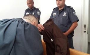 הנאשמים בבית המשפט, הבוקר (צילום: חדשות 2)