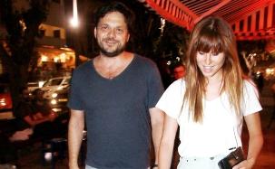 אלינה לוי ואוהד קנולר (צילום: אמיר מאירי)