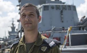 """סגן גבריאל קולברג (צילום: דובר צה""""ל)"""